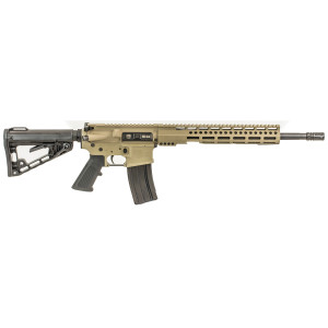 DIAMONDBACK M4 DB15 16″ .300AAC M-Lok 12″ Rail F.D.E.