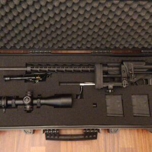 Rifle Ruger Precision cal. 6,5 creedmoor