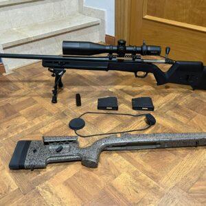 Rifle Bergara B14 HMR cal. 300 W. Mag.