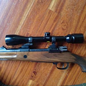 Rifle Santa Bárbara cal 308