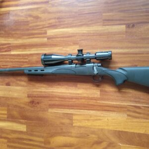 RIFLE REMINGTON 700 LH cal.308 ZURDO