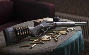 Rifles y escopetas para la caza