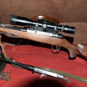 Venta de armas de alta calidad
