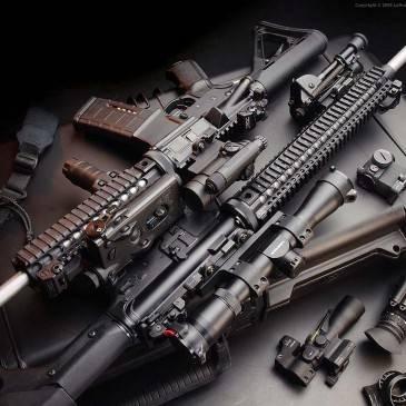 Venta de armas nuevas