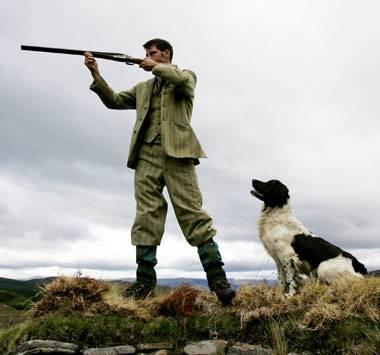 Venta de armas para la caza