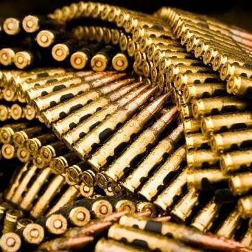 Venta de munición para armas