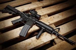 Venta de rifles y escopetas